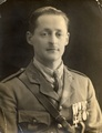 Portrait of 2nd Lt, Frederick William Pear Hodges, East Lancashire Regiment